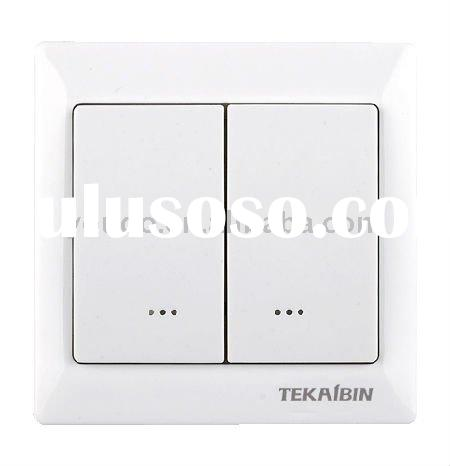 TZ66-D Z-Wave Wall ON/OFF Module switch, Light Dimmer,RF controlled, european wall switch for smart