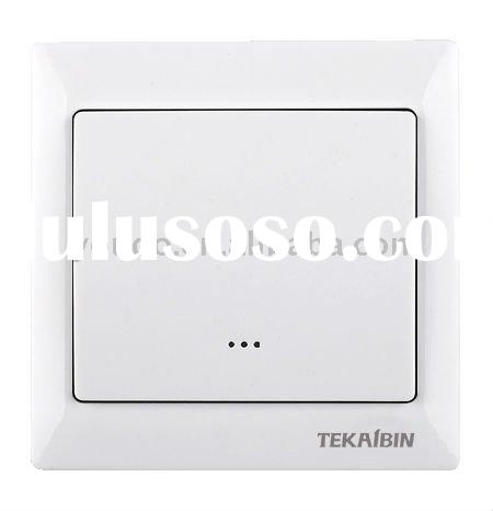 TZ66-S Z-Wave Wall ON/OFF Module switch, RF controlled switch, european wall switch