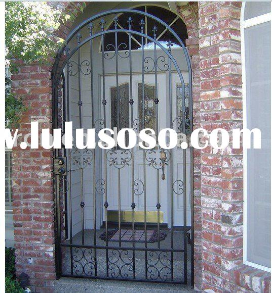 metal security screen door 3