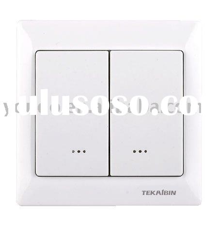 Z-wave remote control switch (wall mounted) fro smart home
