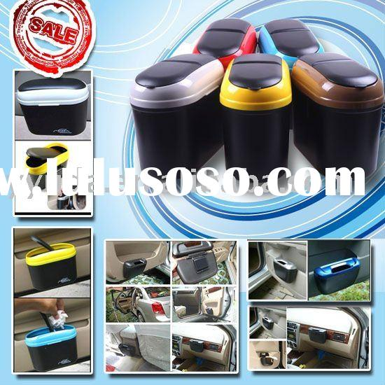 car accessories convenient car trash bin