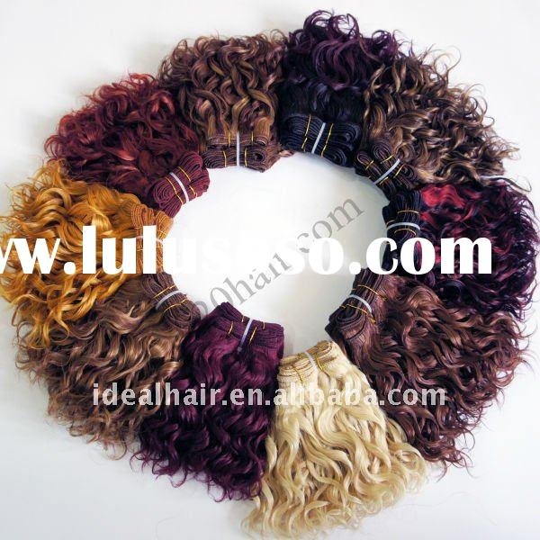 cheap 60usd 1kilo brazilian hair extension curly hair