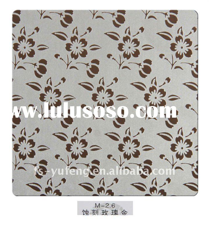 decorative printing Stainless Steel sheet