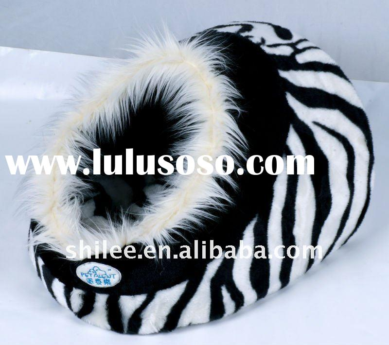long plush/short plush pet beds/pet cave/dog beds/cat beds
