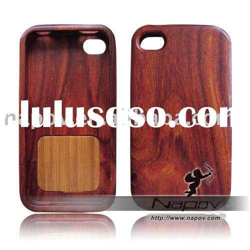 new products for 2011 - environmental wood case (paypal)