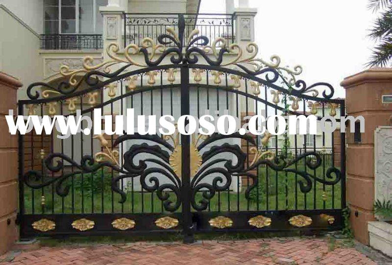 wrought iron gate designs wrought iron gate designs