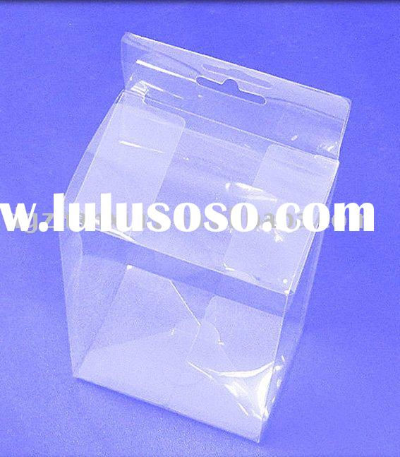 plastic boxes small clear