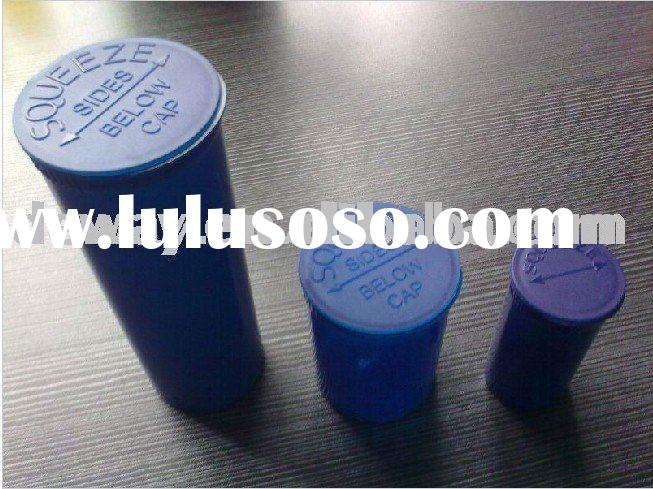 plastic rx pop top vials plastic pop up vials,medical container,medical packaging,medicine bottle