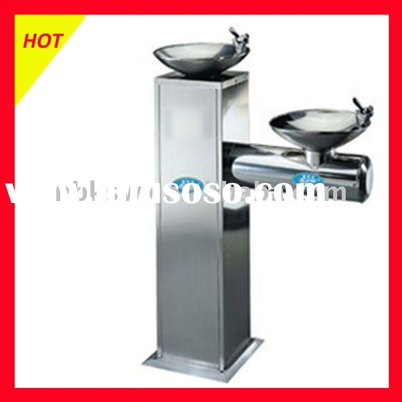 stainless steel drinking water fountains