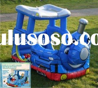 Inflatable Train Ball Pit,Inflatable Train Ball Pit pool,Inflatable Ball Pit pool
