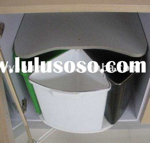 plastic cabinet container/dustbin/trash can /waste bin