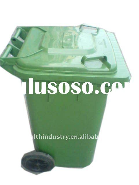 plastic trash can 100L