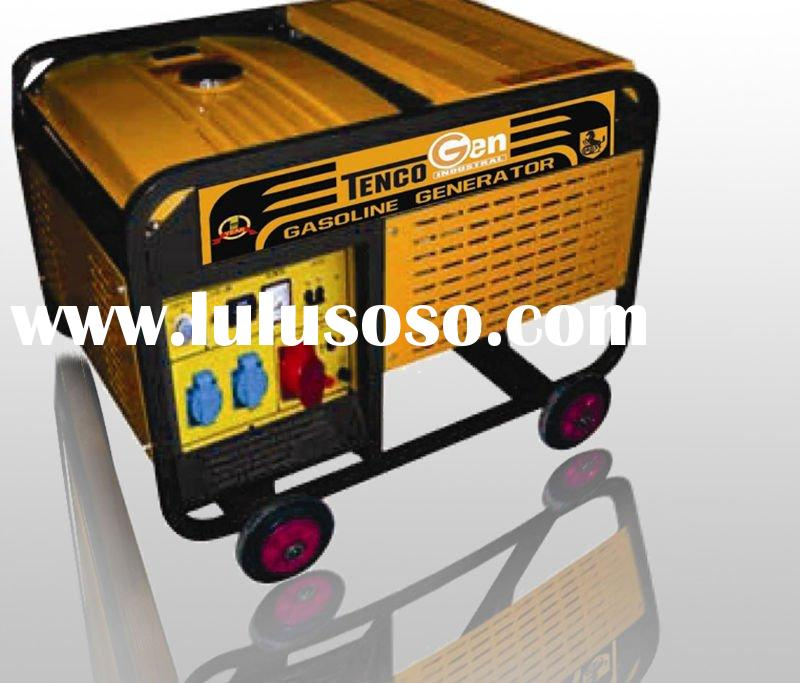 11kw single phase Industrial power gasoline generator