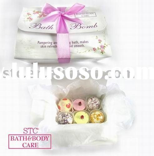 Bath Bombs/Bath Fizzers/Roll Soap