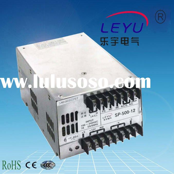 CE High Voltage Switch Power Supply 500w