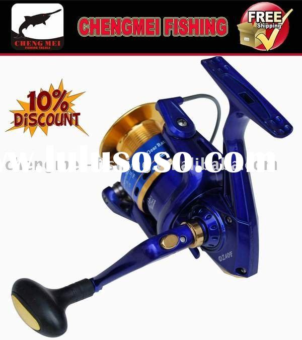 Discount fishing reels ,spinning reels 10 ball bearings CMDZ2000F Series