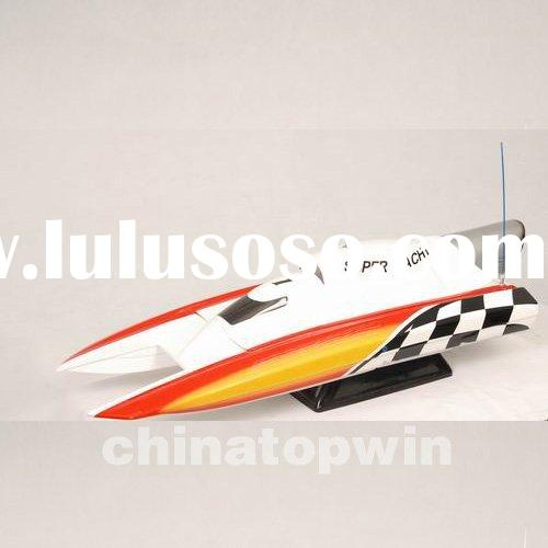 Gas Power RC Boat with Gasoline Engine GS26CC