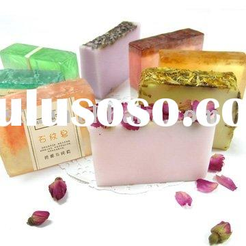 STC handmade soap,glycerine soap,natural bath soap