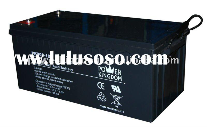Sealed lead acid Battery 12V200Ah