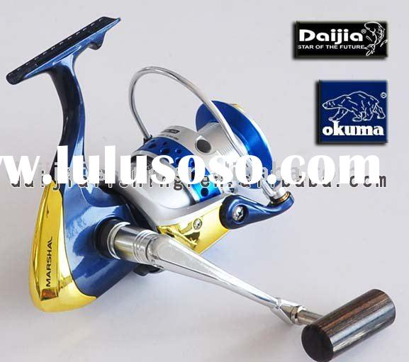 Wholesale and retail FISHING TACKLE Okuma SURF REEL marshal MSL-65 fishing reel