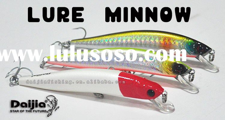 Wholesale and retail hard fishing lure Minnow baits Floating Lures