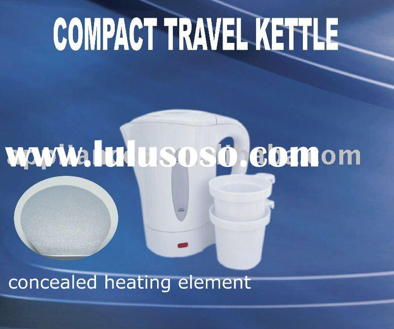 0.4L Mini Electric Travel Kettle with Dual Voltages
