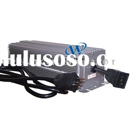 1000W electronic ballast, dual 120V~240V for HPS&MH lamp
