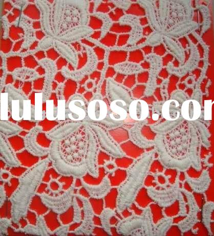 100% cotton lace fabric /breadth lace/lace trim