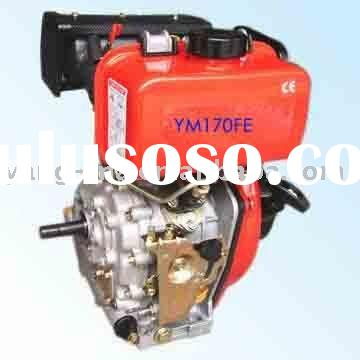 12HP EPA single cylinder small diesel engine