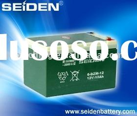 12V 12AH electric scooter batteries