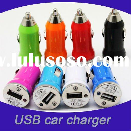 12V and 24v Car Charger for Apple iPod / iPhone