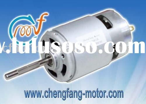 12V dc motor, low rpm dc motor,motor used for model car