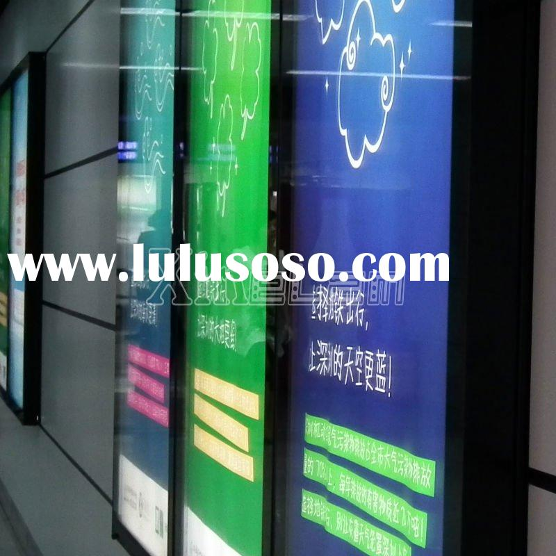 1800LM, 100W small outdoor advertising led display