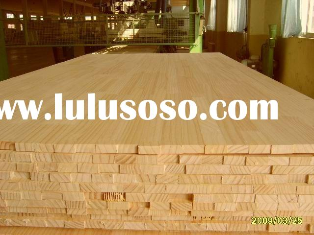 18mm Radiata Pine Wood Finger Joint Board for Furniture