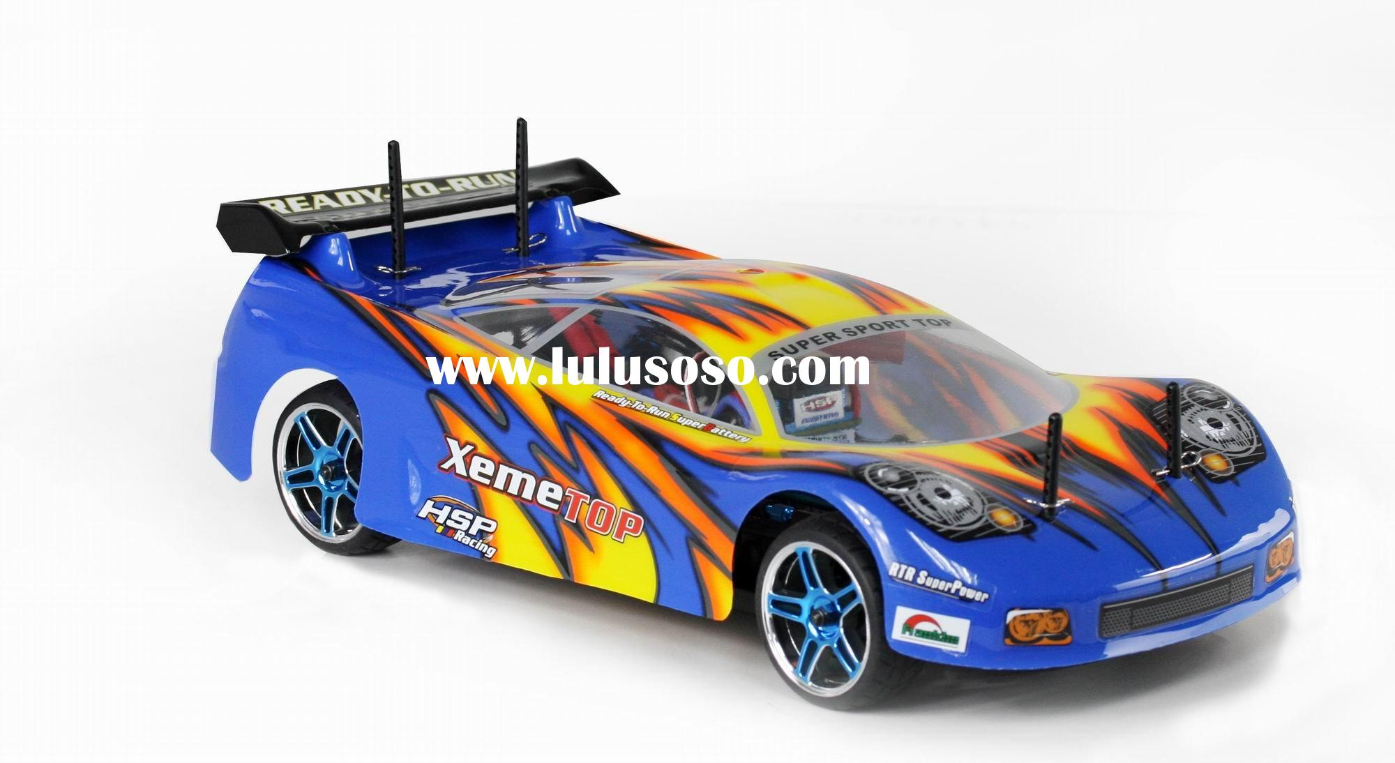 1/10 TOP RC Brushless On-Road Car