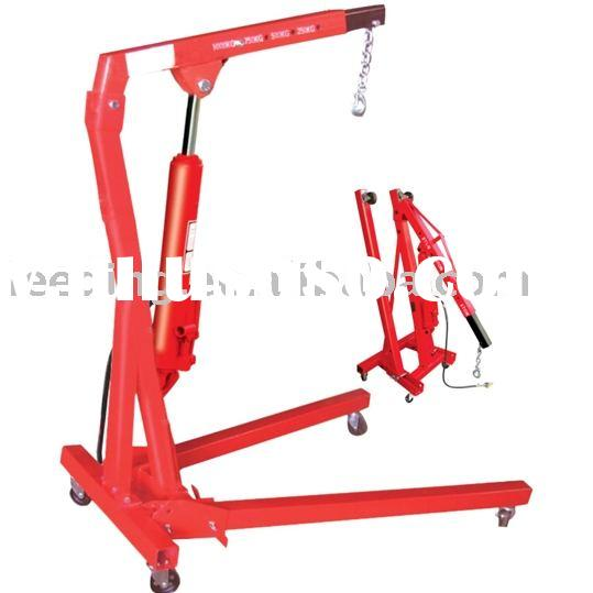 1 Ton Foldable Air/Hydraulic Engine Hoist