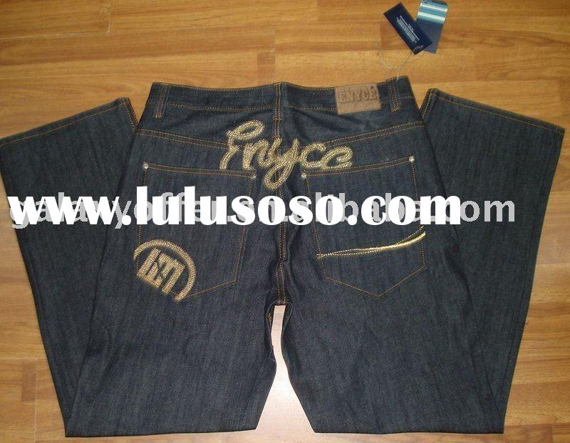 2010 Enyce Men jeans boy Men's denim jeans pants trousers lady jeans tee shirt Men jacket ho