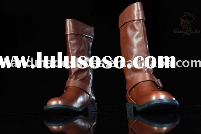 2011 New coming casual genuine leather shoes for women
