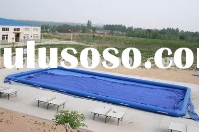 2011 commcerial inflatable swimming pool for export