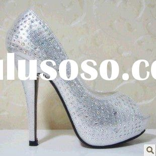 2011 fashion women diamond 2011 spring summer lady sandals