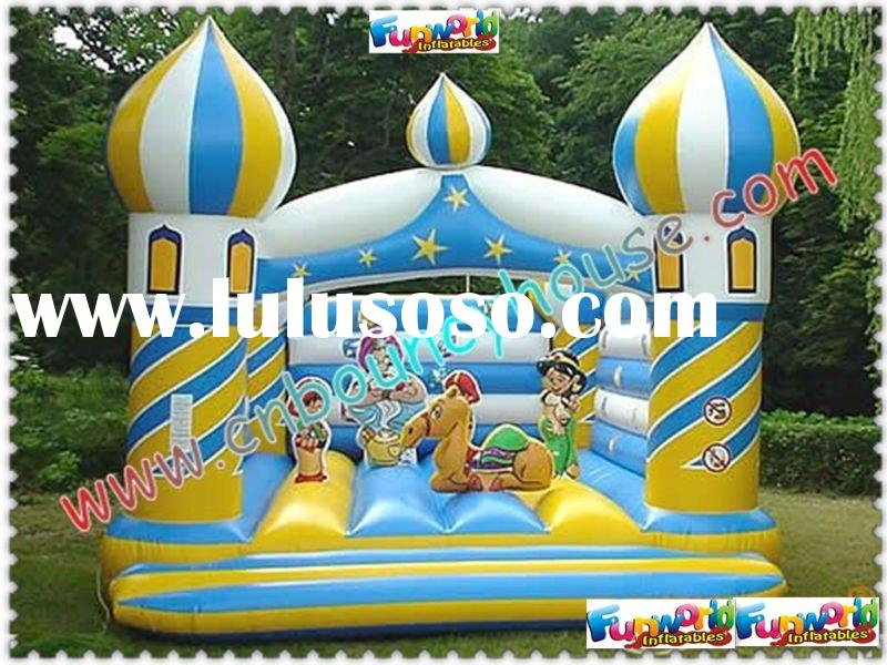 2011 hot sale inflatable bouncer castle for sale