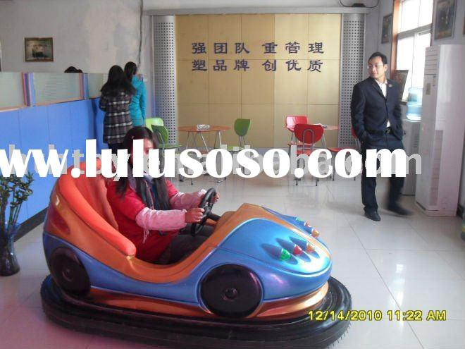 2011 popular bumper car for kids and adult