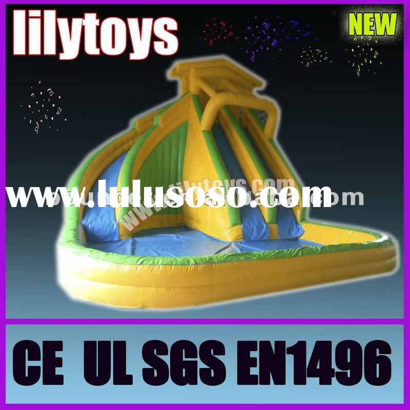 2012 { Lilytoys } inflatable Water toys, inflatable water slide . inflatable wet slide , inflatable