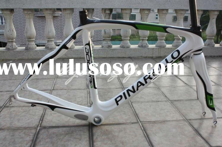 2012 Pinarello Dogma2 60.1 W1 carbon road bicycle frame and fork 50,52,54,56,58cm, wholesale