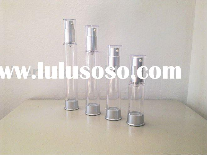 20ml Cosmetic Packaging Airless Serum Pump Tube Bottles Acrylic Jars
