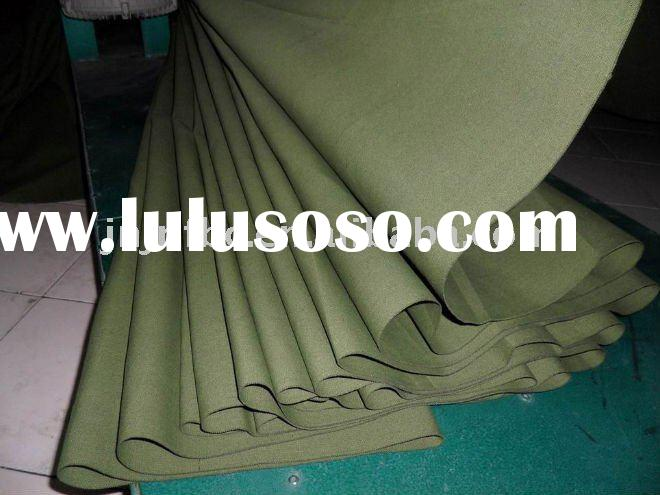 21/10*21/10 25OZ waterproof army cotton canvas fabric