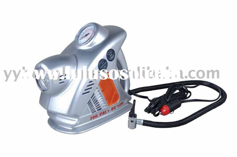 250/300 PSI DC 12V car air compressor