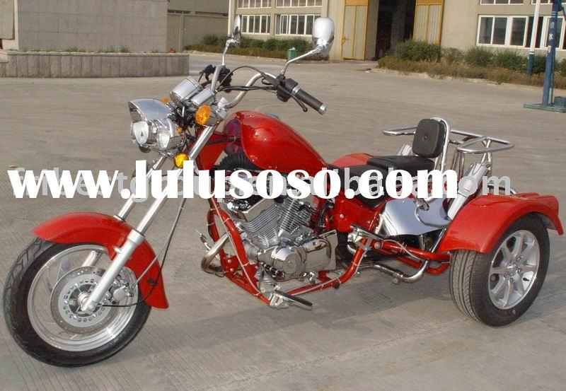 250cc trike chopper, three wheel motorcycle, three wheel choopper, triple motorcycle(fm250e-3)