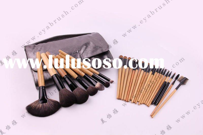 28pcs Cosmetic Brush Set with Elegant Bag,Customized Logo is Accepted