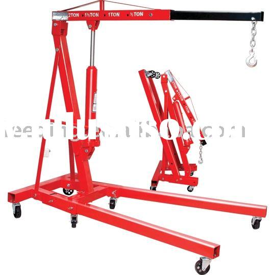 2 Ton Folding hydraulic Engine Hoist